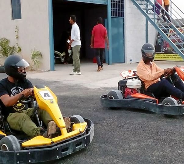 Gokarting and Paintball In Bangalore