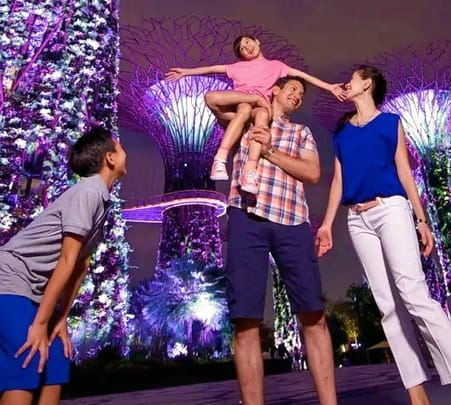 5 Nights Singapore Tour Package For Family Flat 30% off