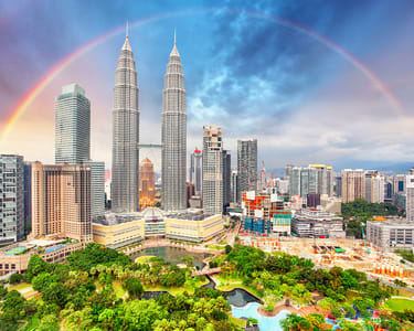 Petronas Twin Towers Tickets, Kuala Lumpur @ Flat 25% off
