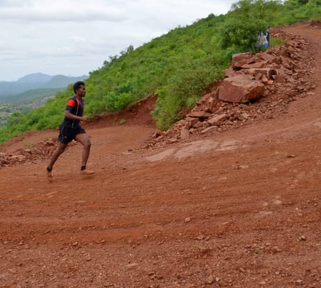 Trail Run and Camping in Krishnagiri
