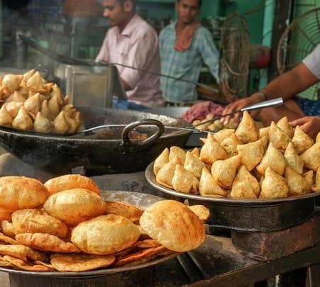 Varanasi Food Walk Tour