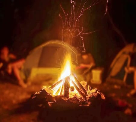 Camping near Barna Dam with Activities, Bhopal