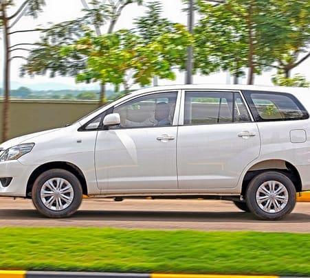 Rent a Suv in Goa