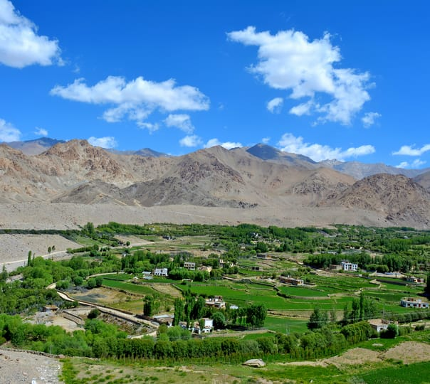 Ladakh Sightseeing Tour 2018