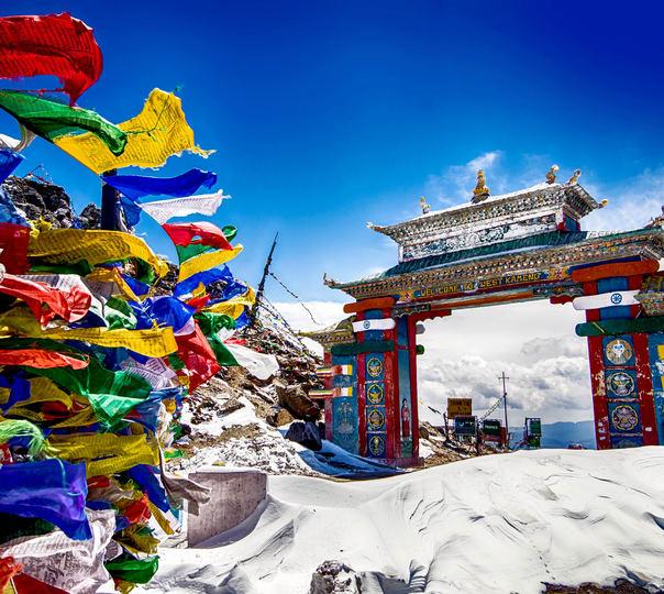 Short Trip to Tawang and Zimthang in Arunachal Pradesh
