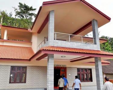 Heritage Bungalow House Amidst Hills, Chikmagalur