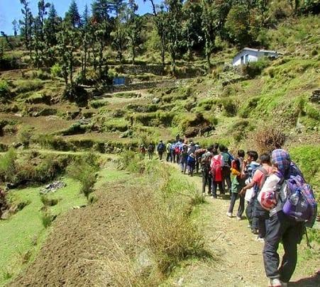 Chopta Tungnath Chandrashila Trek 2019