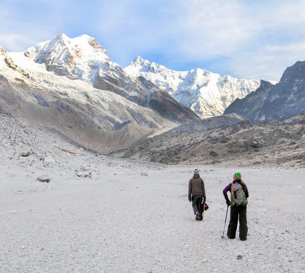 Goechala Trek, Sikkim, 2018