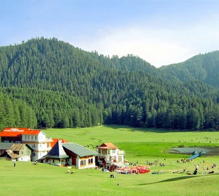 Shimla Manali Dalhousie Package from Delhi