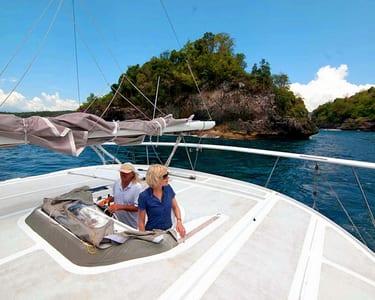 Catamaran Cruise to Lembongan Island, Bali - Flat 14% off