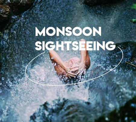 Monsoon Sightseeing Trip in Goa