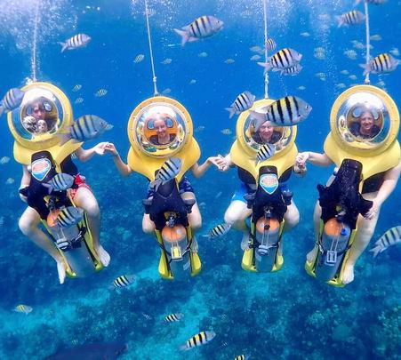 Underwater Scooter Bali- Flat 20% off