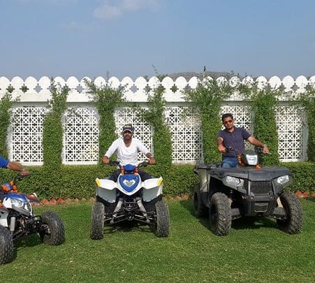 Quad Biking Tour in Pushkar