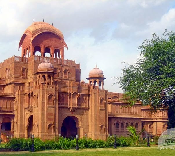 Bikaner City Sightseeing with Karni Mata Temple Tour