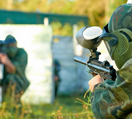 Paintball in Pondicherry For Fun & Adventure
