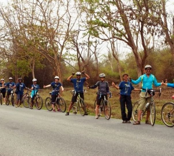 Bangalore To Gudalur Fundraising Cycling Tour