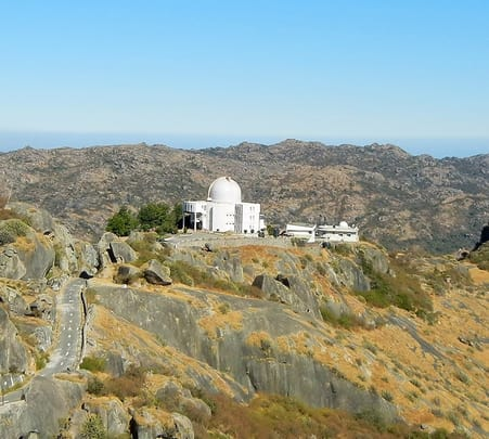 Trekking and Hiking in Mount Abu