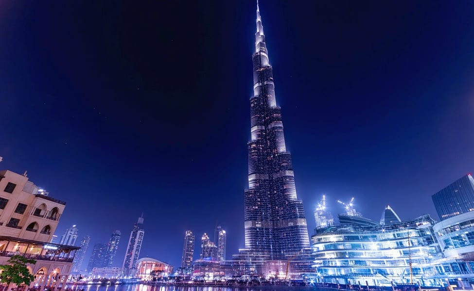 Dubai City Tour With Burj Khalifa And Desert Safari