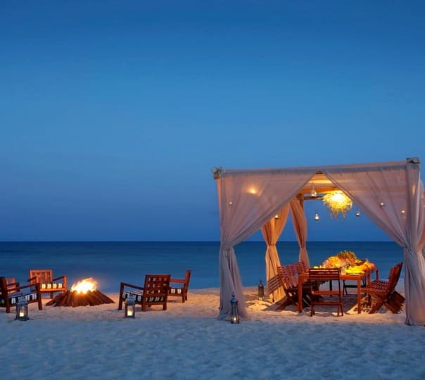 Andaman Islands Honeymoon Tour with Beach- Side Candle Light Dinner