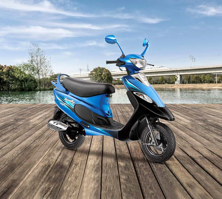 Rent a Scooty in Pondicherry Flat 10% off