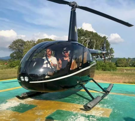 Discovery Langkawi Helicopter Tour, @ Flat 12% off