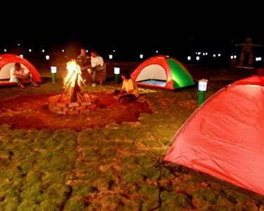 Lakeside Camping and Barbeque at Malshej Ghat @ 1080 Only