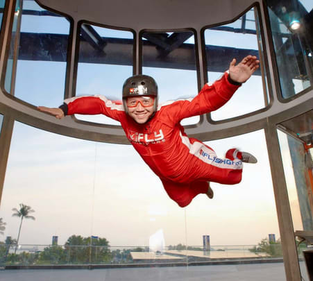 Ifly Singapore Flat 25% off