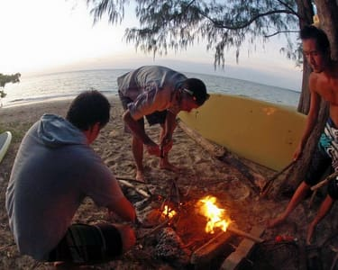 Stand up Paddling and Camping in Phuket For One Night and Two Days