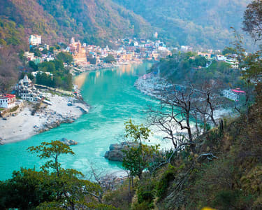 Rishikesh Sightseeing Tour For Full Day Flat 40% off