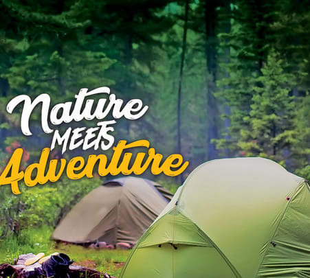 Camping with Jungle Walk, Indore