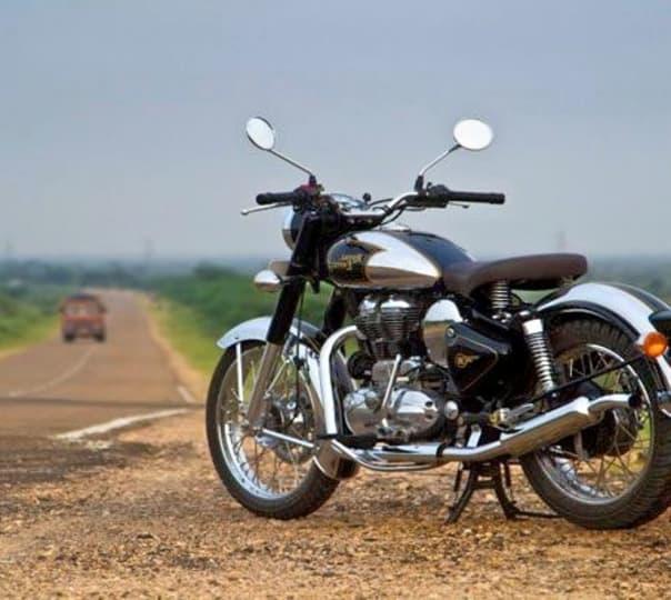 Rent a Bike in Pushkar