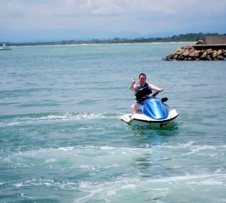 Jet Ski in Tanjung Benua