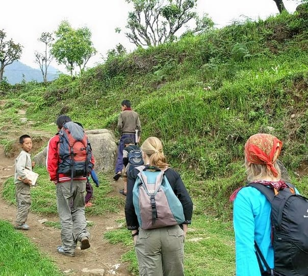 Goechala Trek To Rathong Glacier In Sikkim