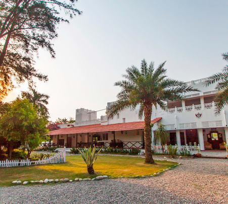Stay at Tree of Life Jaagir Lodge in Dudhwa Tiger Reserve