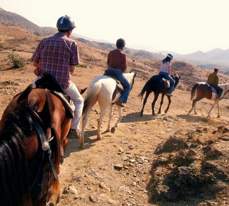 Horse Riding in Pushkar, Rajasthan