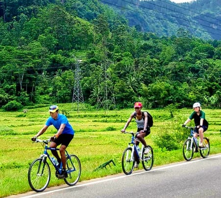 Village Cycling Tour in Galle Flat 29% off
