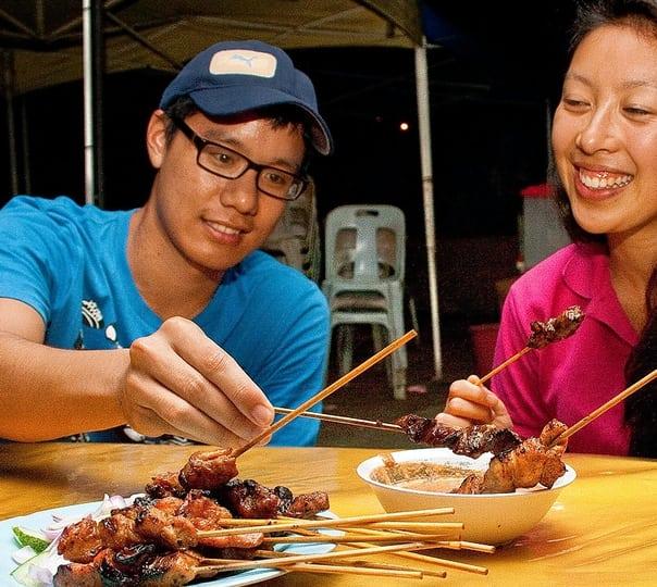 Off-beat Eaten Track Food Tour