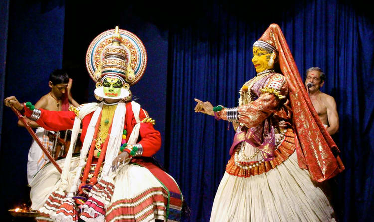 Watch Kathakali Dance