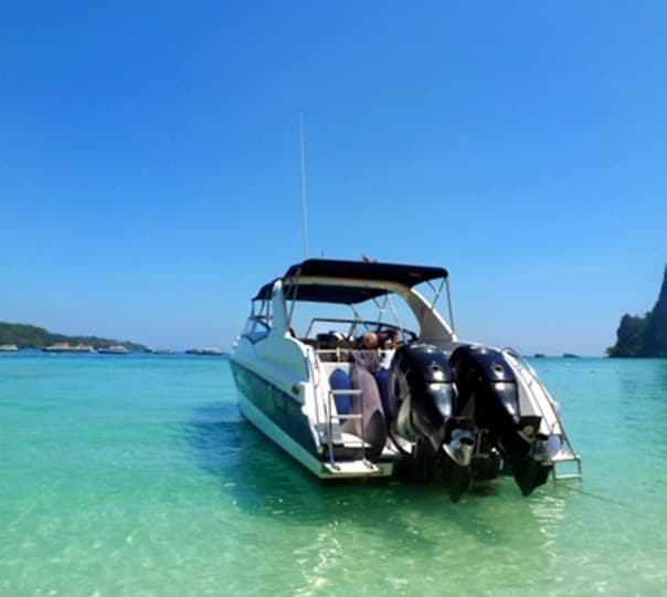 Private Boat Day Tour (6 People) to Racha Yai and Racha Noi
