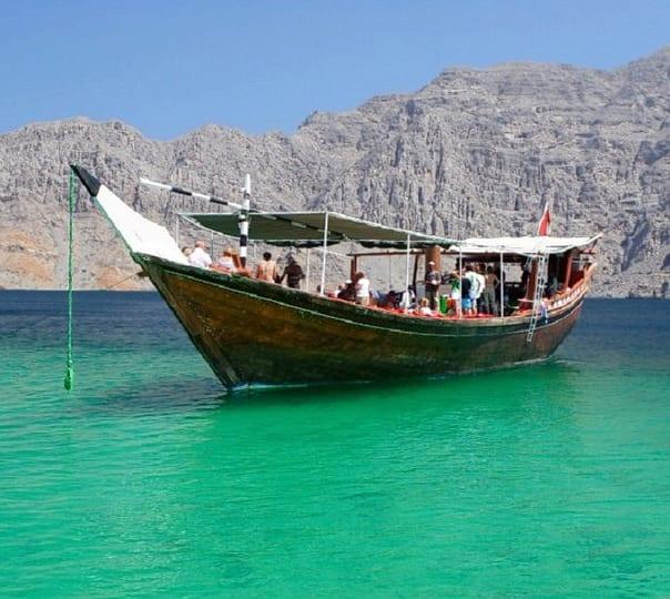 Sea Cruise from Dibba to Musandam