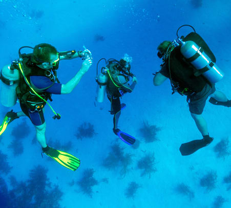 Scuba Diving in Fujairah Flat 15% off