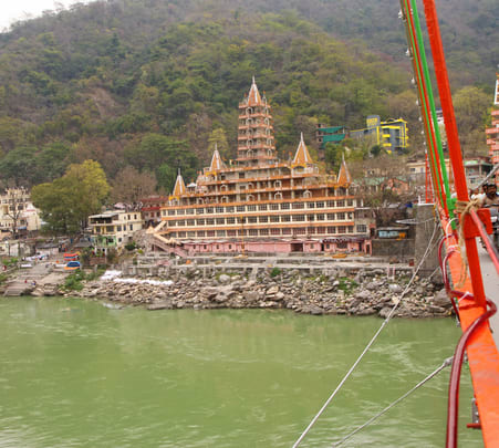 Full Day Rishikesh Sightseeing Tour - Flat 25% Off