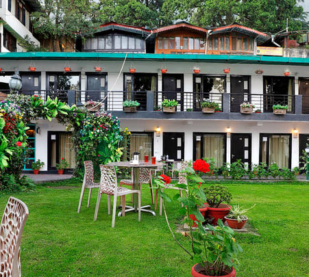 Royal Stay Experience in Nanital Flat 39% off