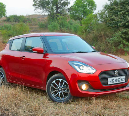 Rent a Maruti Swift in Coimbatore