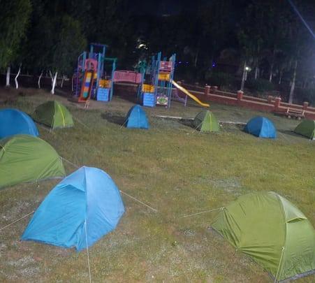 Ghogra Fall and Panchwati Camping Experience, Jabalpur