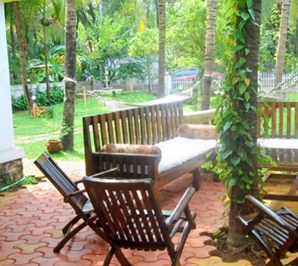 Villa Stay in Saavani Cottages in Alibaug