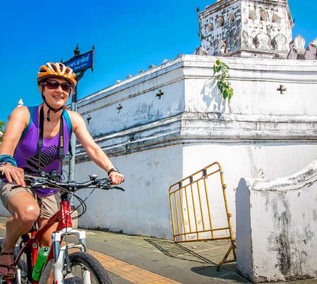 Bangkok Biking Tour Flat 20% off