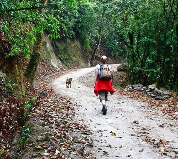 Hiking to Shivapuri in Kathmandu