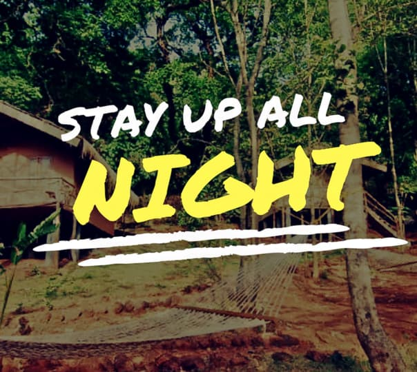Night Stay at Old Magazine House in Dandeli