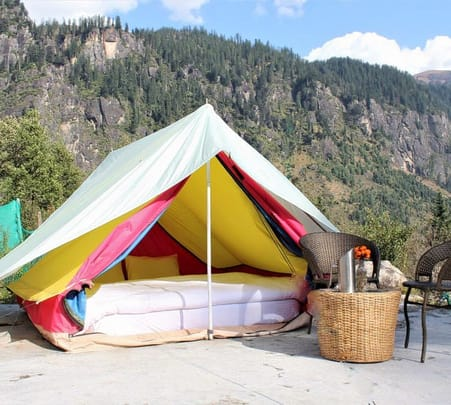 Manali Nature Stay Experience Flat 20% off
